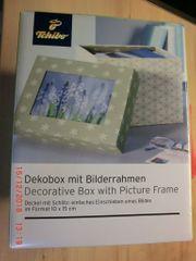 Tchibo Dekobox Wanddekorations-Set Teppich-Stopp-Matte