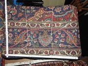 Vintage Teppich Täbriz 60Raj ca