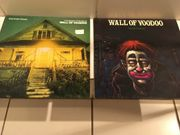 Wall of Woodo 2 LPs