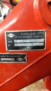 Kreiselmähwerk Kuhn GMD 55