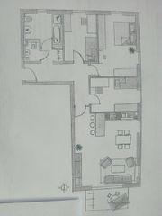 4 Zimmer Wohnung in ruhiger