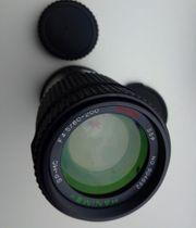 teleobjektiv HANIMEX