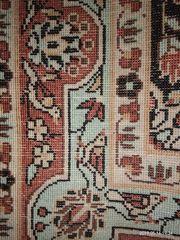 Seiden Ghom Teppich ca 90x60cm