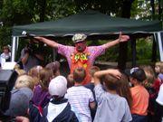 Kindergeburtstag mit Clown Jochen in