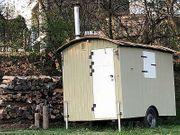 Saunawagen Schäferwagen