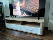 Sideboard TV Lowboard Fernsehtisch Eichefarben