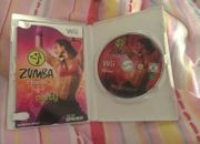 Zumba Join The Party Wii