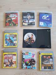 Gebrauchte PS3-Spiele günstig abzugeben