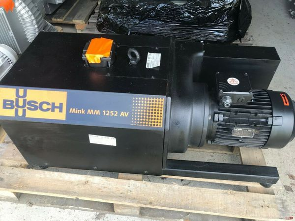 Busch Mink MM 1252 AV - Vakuumpumpe