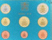 Vatikan 2019 Kursmünzensatz - Neu