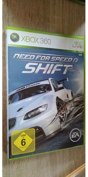 Need for Speed Shift X