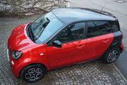 SmartEQ forfour prime electric drive