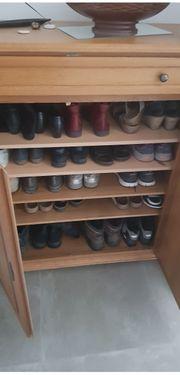 Schuhschrank Massivmöbel