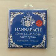 Saiten für Klassik Gitarre Hannabach -