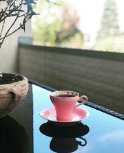 Kaffee lesen