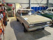 Opel Rekord C 1972
