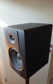 M-AUDIO BX8 D2 Studiomonitore Top