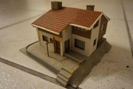 Bild 4 - Haus für Modellbahn HO 1 - Senden