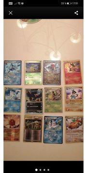 141 Pokemon Karten