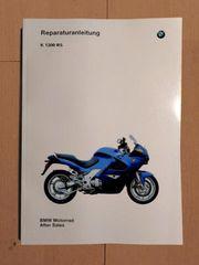 BMW K 1200 RS Werkstatthandbuch