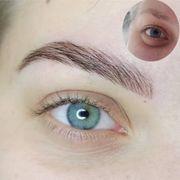 Augenbrauen Behandlung
