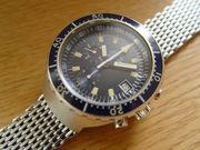 Omega Seamaster Automatic Chronograph 120