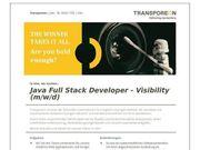 Java Full Stack Developer - Visibility
