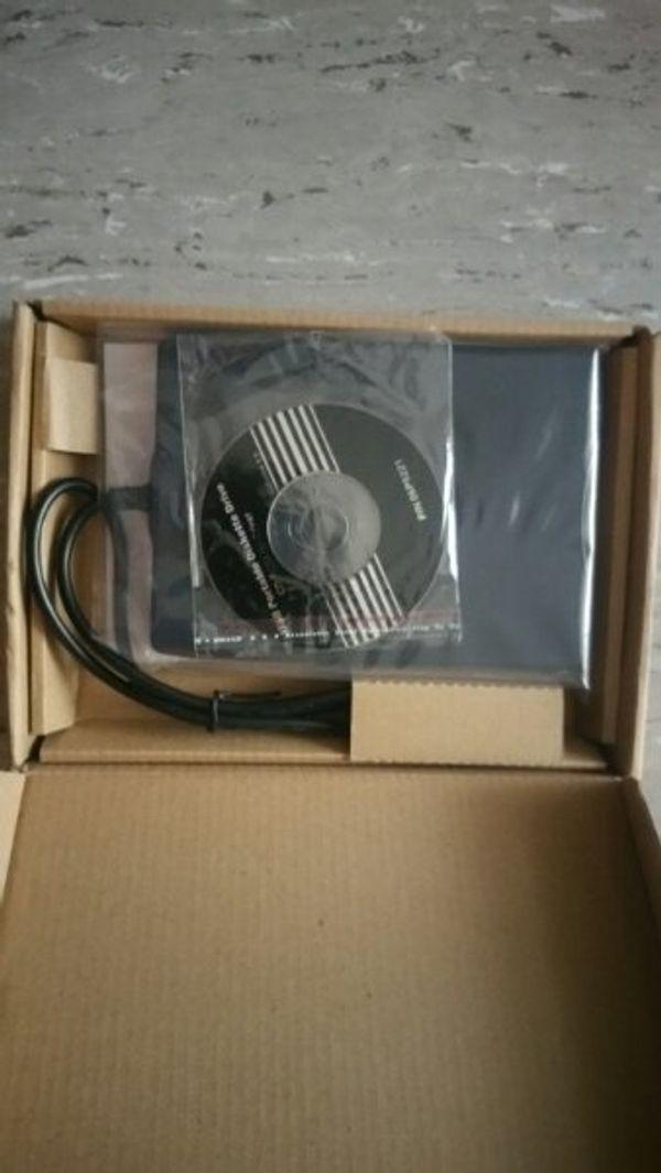 USB Portable Diskette Drive NEU