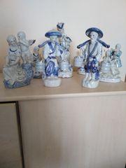 Schöne Figurengruppe