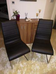 5 Stück Swing Stühle in