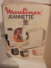 Moulinex Jeanette 244 - Fleischwolf - Küchengerät - Küchenmaschine