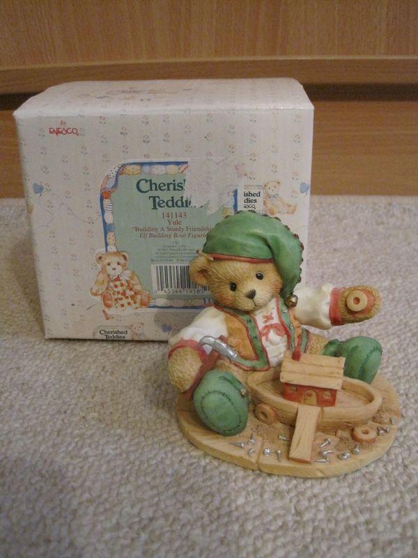 Cherished Teddies - Yule -