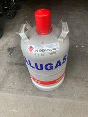 Alugas Propangasflasche ca halbvoll