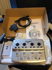 Alesis iO4 Audio Interface 4