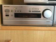Onkyo R-811RDS Radio und Receiver