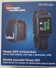 GPS-Fitness-Smartwatch von newgen medicals