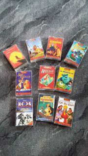Disney- Musikkassetten Erzählungen