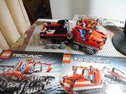 LEGO Technik Pistenraupe 8263