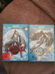 Bayonetta 1 und 2 Spiele