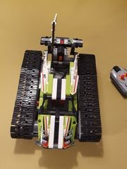 Lego Technic 42065 Kettenfahrzeug Ferngesteuerter