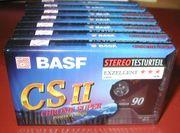 Audiocassetten
