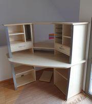 Schreibtisch Home-Office-Ecke Eckschreibtisch