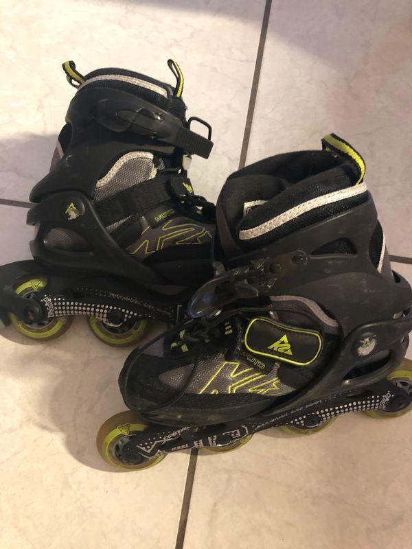 Inliner K2 Inline Skates Gr