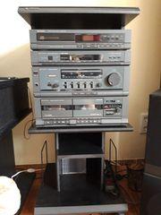 Hitachi Stereoanlage