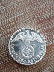 Münze A H 1938