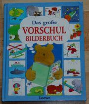 Kinder-Lern-Buch Das große Vorschul-Bilderbuch - ab