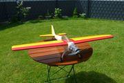 Elektroflugmodell Motorkunstflugmodell Puma E