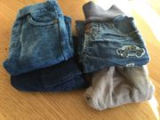 jeanshosen Grösse 62