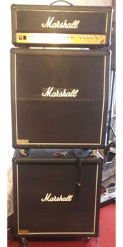 Marshall 6100 Top 30th anniversary
