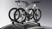 Fahrradträger neuwertig für Mercedes C